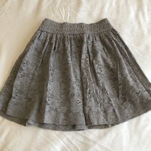 🌸 ABERCROMBIE & FITCH LACE SKIRT